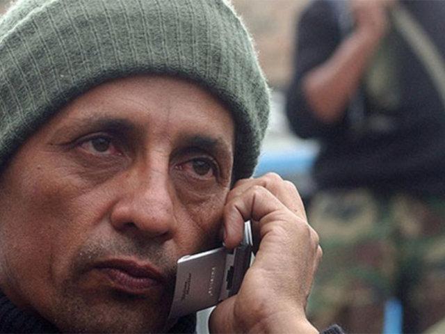 Advierten que Antauro Humala impulsa vacancia presidencial desde la cárcel