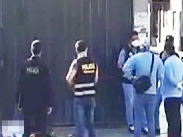 Barranca: asesinan a sujeto a plena luz del día por resistirse a robo