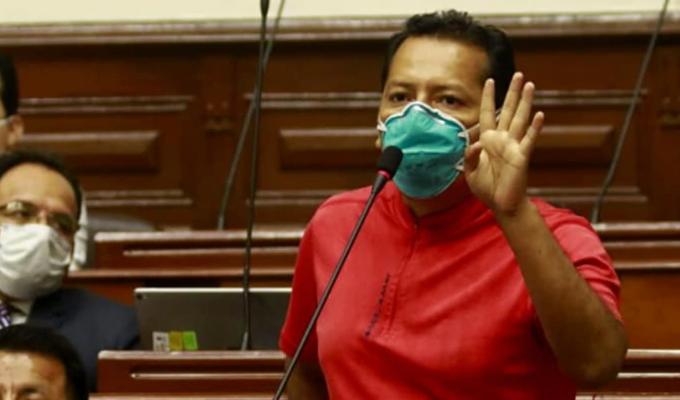 Congresista Posemoscrowte Chagua de UPP da positivo al coronavirus |  Panamericana TV
