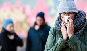 Senamhi: cambios en temperatura anuncian la pronta llegada del invierno