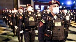 Coronavirus: 46 policías han fallecido y más de 3800 están contagiados