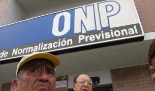 Podemos Perú presenta proyecto para retiro del 100% de fondos de la ONP