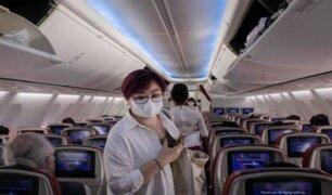 Presentan protocolo mundial para viajes aéreos y así evitar propagación del COVID-19