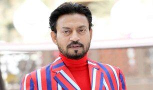 Primer ministro de India lamentó muerte de reconocido actor Irrfan Khan