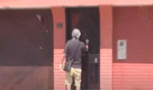 San Borja: ancianos y personal asistencial de casa de reposo en peligro por Covid-19