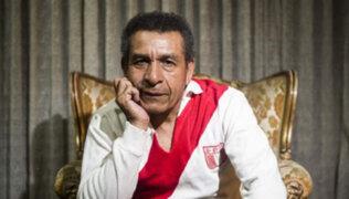 Héctor Chumpitaz y su esposa se encuentran estable tras síntomas de coronavirus