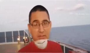 Bahamas: peruanos varados en un crucero piden regresar al país