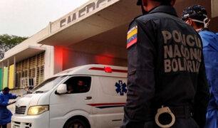 Sangriento motín en cárcel de Venezuela deja 46 muertos