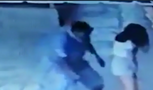 [VÍDEO] Chorrillos: Depravado sujeto agrede sexualmente a una joven en bodega