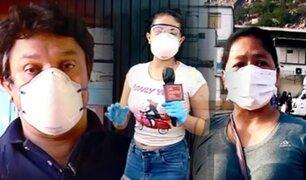 Profesiones de doble sacrificio: no ven a sus familias hace un mes