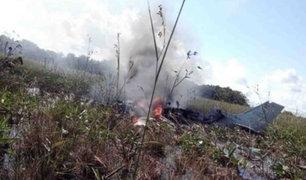 Bolivia: seis muertos, entre ellos cuatro españoles, deja caída de avión