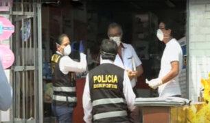 [VIDEO] Policía Fiscal decomisa productos de limpieza adulterados