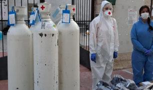 Dos compañías extranjeras dominan el negocio del oxígeno con el sector salud en Perú