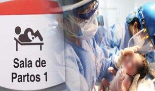 En medio de la pandemia: 3 pequeñas guerreras nacieron en clínica de Essalud