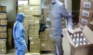 Más escandalosos hallazgos en millonarias compras policiales durante la pandemia