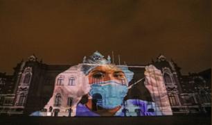 Palacio de Gobierno rindió homenaje a los trabajadores por su día