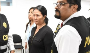 Keiko Fujimori esperará descarte de Covid-19 antes de reunirse con su familia