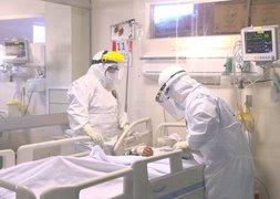 Hospital Rebagliati: 250 pacientes fueron dados de alta tras superar el Covid-19