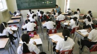 Traslado a colegios públicos: con dobles turnos y educación a distancia se atendería demanda