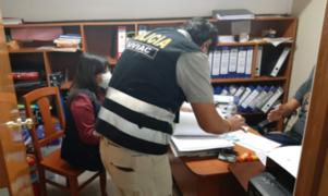 Arequipa: intervienen municipio de Sachaca por presuntas irregularidades en entrega de canastas