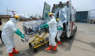 Covid-19: 55 médicos venezolanos se unirán al sistema de salud para la atención de pacientes contagiados