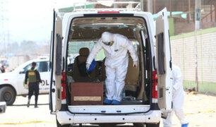 Hospital Cayetano Heredia: Defensoría pide adoptar medidas en manejo de cadáveres
