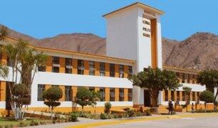 Personal sanitario del hospital Unanue denuncia poco respaldo ante crisis sanitaria por COVID-19
