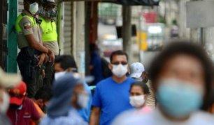"""Coronavirus en Ecuador: comenzó a regir """"nueva normalidad"""" desde este lunes"""