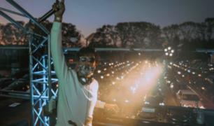 Alemania: fiesta 'rave' en autocine propone una alternativa de conciertos en tiempos de pandemia