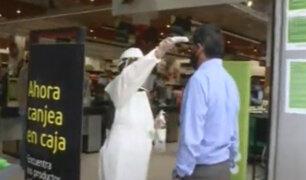 Supermercados también adaptan sus protocolos para evitar ser focos de infección