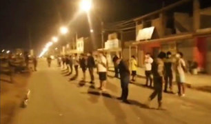 Cañete: Intervienen a cerca de 30 jóvenes en una fiesta en Asia