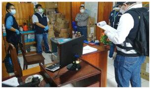 Loreto: detectan presunta sobrevaloración en compra de balones de oxígeno