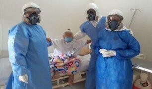 Coronavirus en Piura: mujer de 90 años logró derrotar a la enfermedad