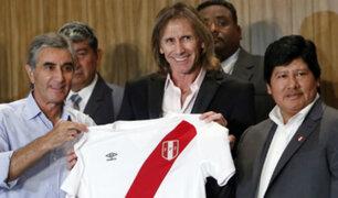 Ricardo Gareca y comando técnico piden realizar prueba de Covid-19 a Edwin Oviedo