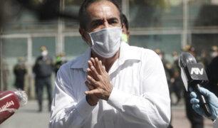 """Ministro Gastón Rodríguez niega participación en caso """"Los Intocables Ediles"""""""