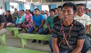 Ejecutivo elabora plan para proteger a las comunidades nativas del Covid-19