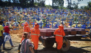 "OMS: Sudamérica es ""nuevo epicentro"" mundial del coronavirus"