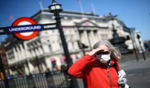 Coronavirus en Reino Unido: cifra de fallecidos superó a la de Italia