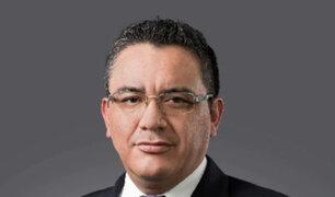 Mininter: Juan José Santiváñez renunció al cargo de jefe de asesores