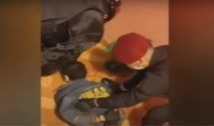 Callao: detienen a delincuente que robaba a personal de salud