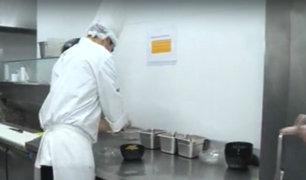 'Restaurante modelo' muestra normas de bioseguridad para realizar servicio delivery