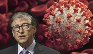 COVID-19: Bill Gates pronostica cuándo vendrá lo peor de la pandemia