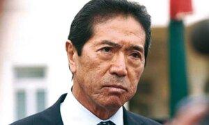 Jaime Yoshiyama: PJ cambió prisión preventiva por detención domiciliaria