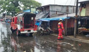 Loreto: bomberos confirman 48 casos de Covid-19 y podrían declararse en emergencia
