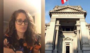 """Elizabeth Zea sobre retorno progresivo a labores judiciales: """"Lo más preocupante es su implementación"""""""