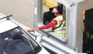Peajes: Vía de Evitamiento y Vía Expresa Línea Amarilla reanudan cobros este domingo