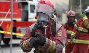 Covid-19 en Perú: a la fecha 11 bomberos fallecieron y 548 resultaron positivos
