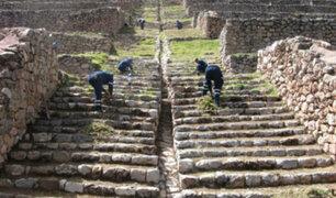 Estado de emergencia: monitorean Machu Picchu y demás parques arqueológicos