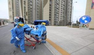 Villa Panamericana: más de 1000 pacientes diagnosticados con COVID-19 recibieron el alta médica