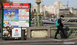 Reino Unido empezaría desconfinamiento el próximo 11 de mayo